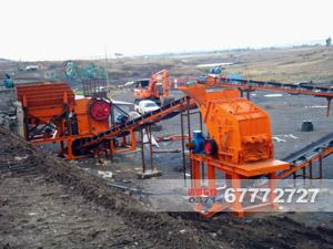 山西吕梁水泥生产线