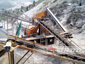 青海石灰石粉磨生产
